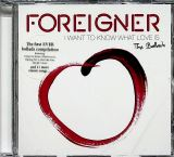 Foreigner I Want To Know What Love Is - The Ballads