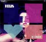 Kelis Live In London