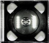 Obal na 3CD jewel box čirý + 2x tray - EU