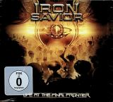 Iron Savior Live At The Final Frontier (Box Set DVD+2CD)