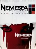 Nemesea Live At The P3 Mixed In Surround - In Control 5.1 (Dual DVD Audio)