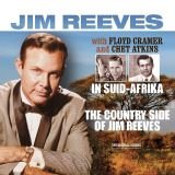 Atkins Chet In Suid-Afrika / The Country Side of Jim Reeves -Hq-