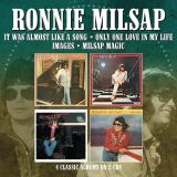 Milsap Ronnie - It Was Almost Like A Song / Only One Love In My Life / Images / Milsap Magic