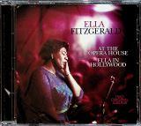 Fitzgerald Ella At The Opera House / Ella In Hollywood