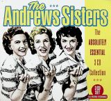 Andrews Sisters Absolutely Essential 3 CD Collection