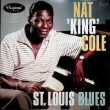 Cole Nat King St. Louis Blues + 4 -Hq-