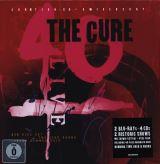 Cure 40 Live - Curaetion-25 + Anniversary (2Blu-ray+4CD)