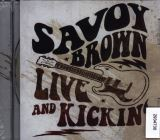 Savoy Brown Live And Kickin'