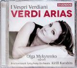 Verdi Giuseppe I Vespri Verdiani - Verdi Arias