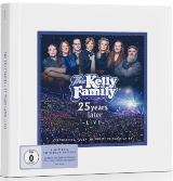Kelly Family 25 Years Later - Live (Limited Photobook Edition 2CD+2DVD+Blu-ray)
