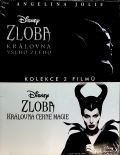 Jolie Angelina Zloba kolekce 1.+ 2. (Maleficent: Mistress of Evil)