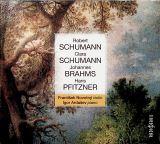 Novotný František; Igor Ardaše-Schumann, Brahms, Pfitzner