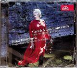 Hosprová Jitka;SOČR-Czech Viola Concertos - Music by Feld, Flosman; Bodorová