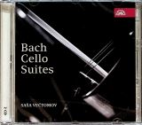Bach Johann Sebastian;Večtomov Saša-Violoncellové suity