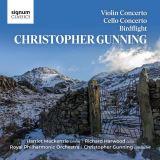 Gunning Christopher-Violin Concerto, Cello Concerto, Birdflight