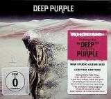 Deep Purple Whoosh! (Mediabook CD+DVD)