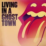 "Rolling Stones Living In A Ghost Town (Limited Edition, Orange vinyl 10"")"
