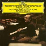 Abbado Claudio;Gulda Friedrich;Mozart Wolfgang Amadeus;Vienna Philharmonic Orchestra - Wiener Philharmoniker - WPH-Piano Concertos Nos. 25 & 27 - Klavírní koncerty - Klavierkonzerte