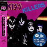 Kiss Kiss Killers (Limited release - Hi-Res CD MQA x UHQCD, Cardboard Sleeve, mini LP)