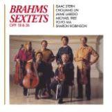 Brahms Johannes String Sextets Op. 18 & Op. 36