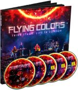 Flying Colors-Third Stage: Live In London (Deluxe Photobook 2CD+Blu-ray+2DVD)