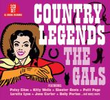 V/A-Country Legends - The Gals (3CD)
