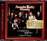 Kelly Angelo & Family-Coming Home For Christmas (2CD)