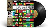 Marley Bob-Survival (Limited, Half-Speed Master)