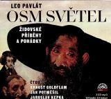 Pavlát Leo Osm světel / Židovské příběhy a pohádky