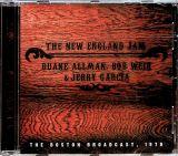 Phd Music New England Jam - The Boston Broadcast, 1970