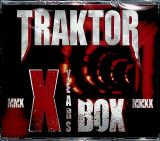 Traktor X Years Box - MMX-MMXX (4CD+DVD)