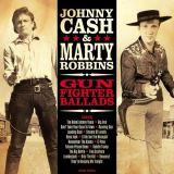 Cash Johnny & Marty Robbins-Gunfighter Ballads -Hq-