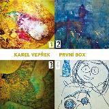 Vepřek Karel-První box (4CD)