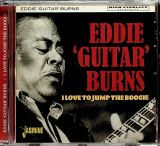 Burns Eddie 'guitar' - I Love To Jump The Boogie