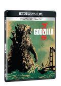 Binoche Juliette Godzilla  (4K Ultra HD + Blu-ray)