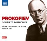 Prokofiev Sergei;Alsop Marin; Sao Paulo Symphony Orchestra-Complete Symphonies (6CD)