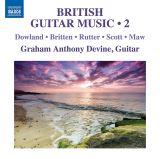Devine Graham Anthony-British Guitar Music 2
