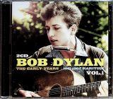 Dylan Bob-Early Years: 1961-1962 Rarities Vol. 1