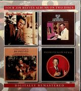Reeves Jim Yours Sincerely Jim Reeves / Blue Side Of Lonesome / A Touch Of Sadness / Jim Reeves On Stage