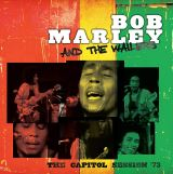 Marley Bob & The Wailers-Capitol Session '73