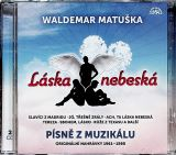Supraphon Láska nebeská / Písně z muzikálu / Originální nahrávky 1961-1980
