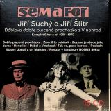 Suchý Jiří;Semafor;Šlitr Jiří-Komplet 9 her z let 1965-1970 (15CD)