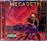 Megadeth Peace Sells But Who's Buying + 4