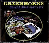 Greenhorns Zlatá éra 1967-1974