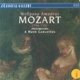Classical Gallery 4 Horn Concertos