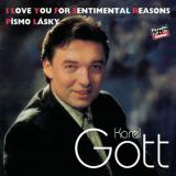 Gott Karel I Love You For Sentimental Reason / Písmo lásky (Komplet 34 + 35)