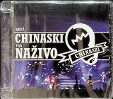 Universal Když Chinaski, tak naživo (DVD+CD)