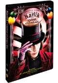 Burton Tim Karlík a továrna na čokoládu (Charlie and the Chocolate Factory)
