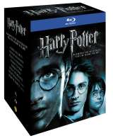 Gleeson Brendan Harry Potter roky 1-7b. - 11BLU-RAY