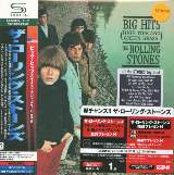 Rolling Stones Big Hits (High Tide And Green Grass) - Jap Card,